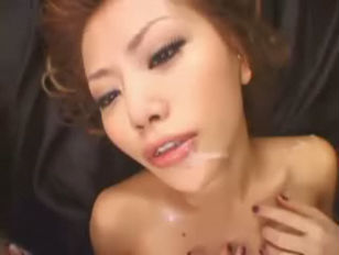 Tight Japanese girl Akane Horatu gets nailed