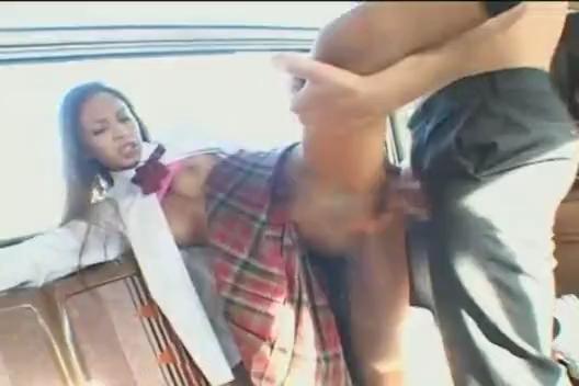 Schoolgirl public sex