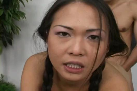 Petite Asian Schoolgirl Banged