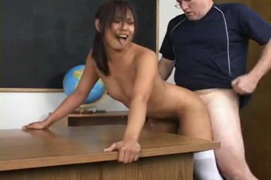 Asian Schoolgirl Sex Creampie