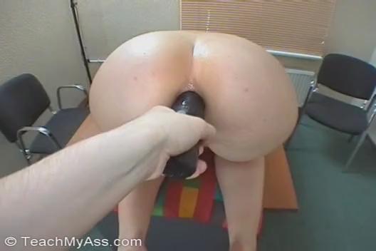 Russian Girl Camilla Anal Fucked