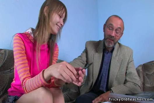 Old Men Teen Girl Vika Hard Fucked