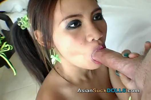 Asian Swet Girl Beer Hard Fucked