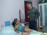 old n young - svetlana - bedroom fuck