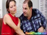 old man brunette girl kate fucked