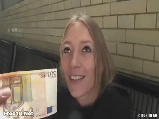 Teen for cash - Rebecca