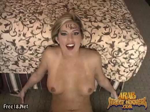 Arab street slut - Ginger Ali