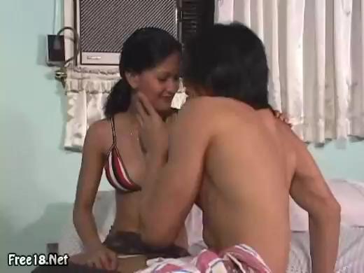 Lorraine - Filipina Anal Sex