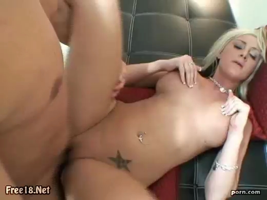 Riley Chase - Blonde Fucked