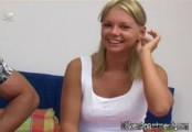 Casting Blond Alissa
