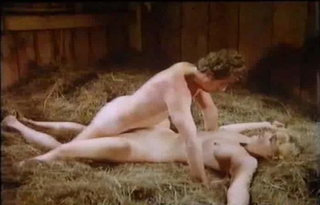 Nackt und keb am Konigssee - 1977