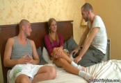 teen virgin - joyce, group sex