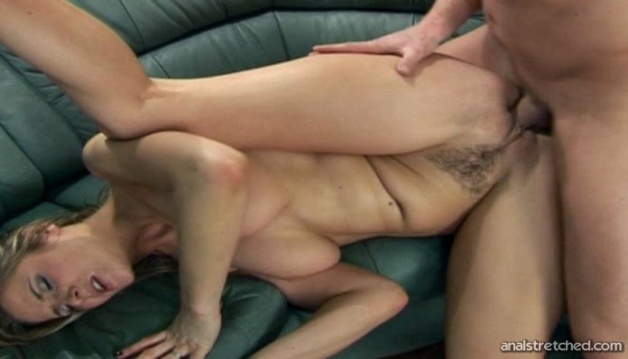 Rebecca - Anal Fucked