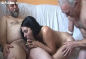 Czech Teen Girl - Old mans