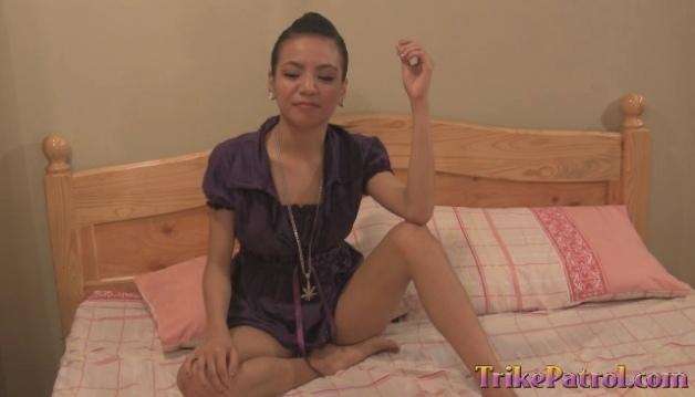 Asian Slut - Kaye