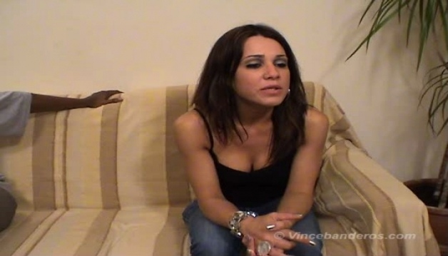 Casting - Shannya -  Interracial