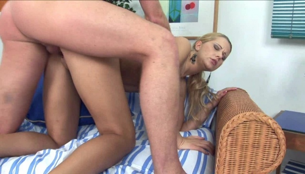 Sandra DeMarco - Blonde Slut