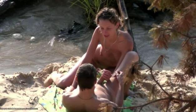 Beach Voyeurism - 12