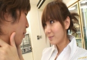 public sex japan - yuma asami sex in shop