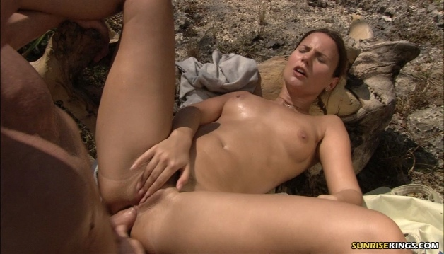 Claudia Rossi - Teen Slut - Public