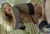 pantyhose - barbara - anal
