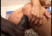 niky sun, interracial