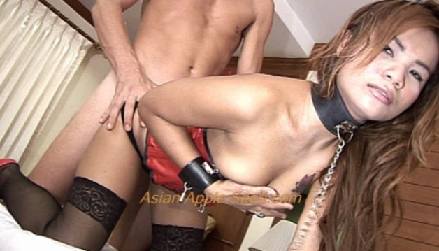 Asian Slut - Submissive Girl