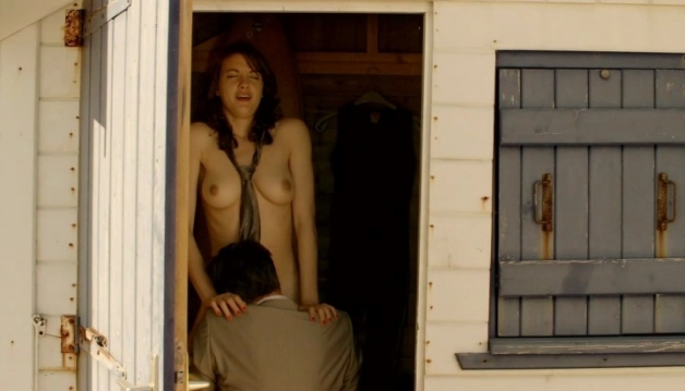 Deborah Revy - French actress - explicit sex in movie