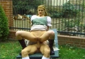 oldman young girl - video1