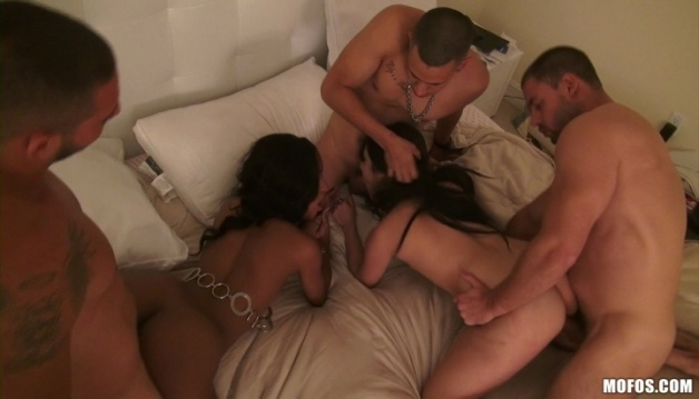 Tila Flame, Gin Marie -Limo Party