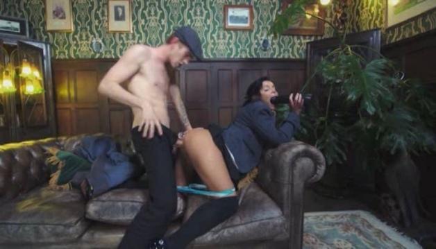 Victoria Blaze - Anal