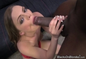 black - monica rise - big dick