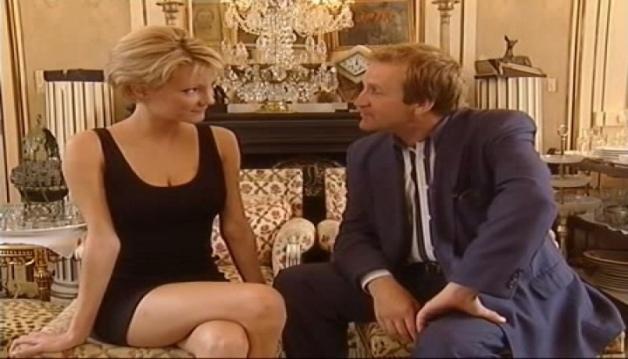 German blondie - Sexy Girl