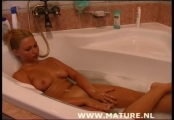 sexy nikky - sex in the bathroom
