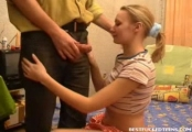 oldman young girl - video7