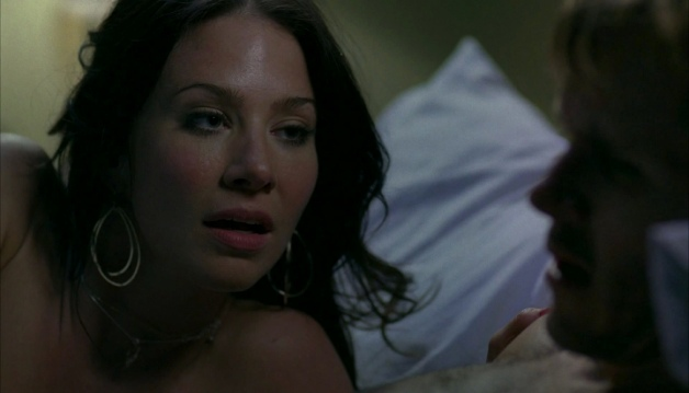 Viola Lynn Collins, American actress, sex scenes in the series - True Blood - HD