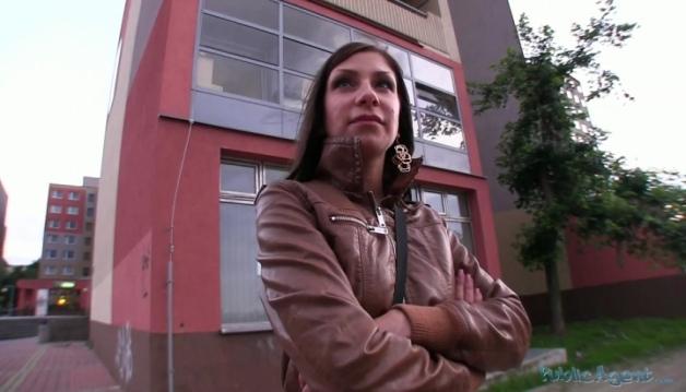 Rachel - Street Bitch, Public