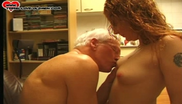Old men - Teen Girl Video2