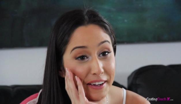 Rachel, Sexy Burnette, Casting