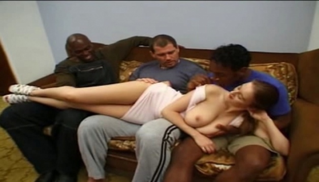 Zoe Rose, Group Sex