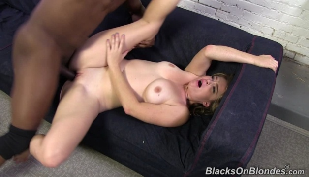Sierra Sanders, Big Black Cock