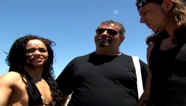 Erika, Latina Slut Threesome
