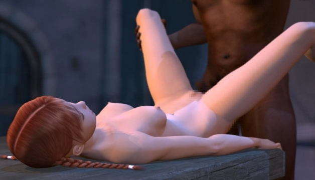 Hentai 3D Hardcore porn video6