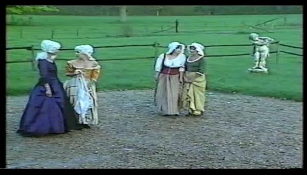 Les Porte Jarretelles de la Revolution - 1989