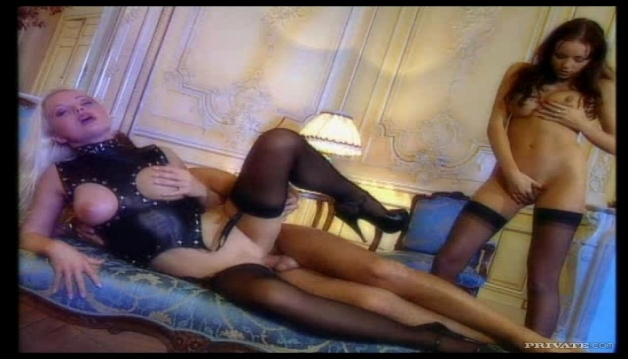 Kate More, Silvia Saint