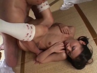 another cute teen doll exploited for a quick hard