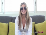 callie lavalley - casting couch x
