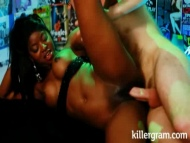 sexy teen  black girls fucked, video3