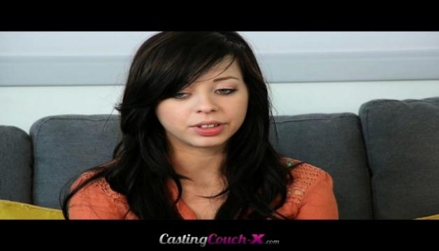Aurora Monroe - Casting Couch X