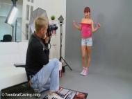 lilou, casting